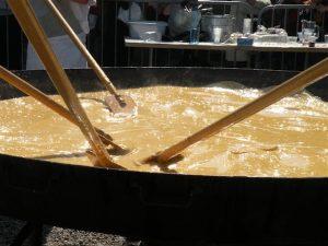 Omelette Géante Haux