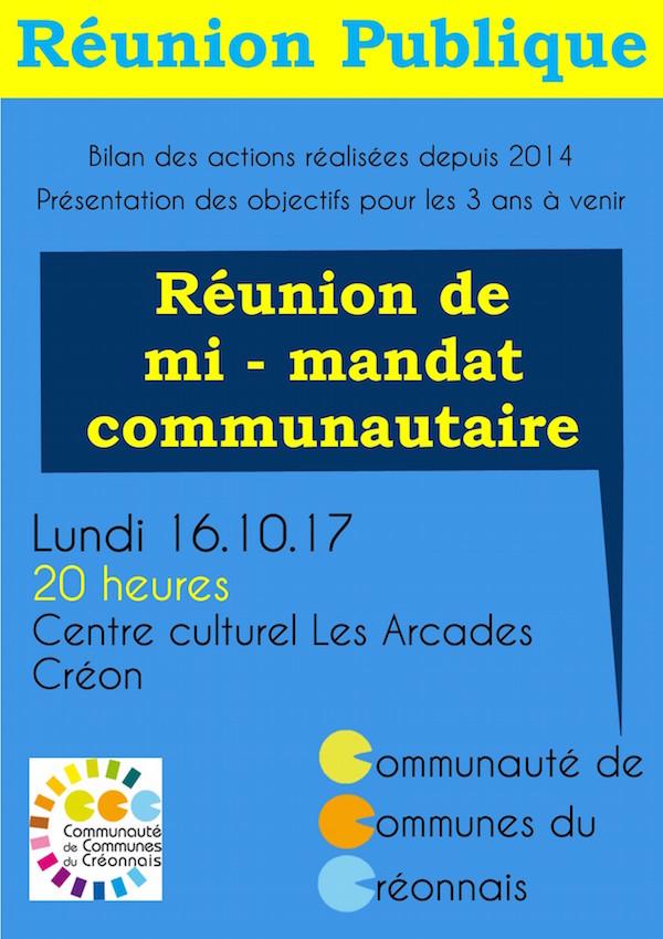 RéunionMi-mandatCCC