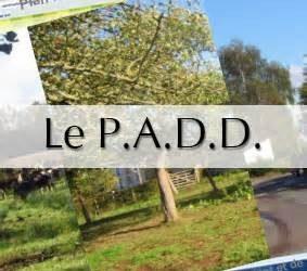Réunion Publique : PADD et PLUI