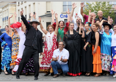 Groupe de Flamenco Olé