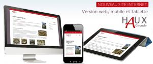 Site Internet de la Commune de Haux